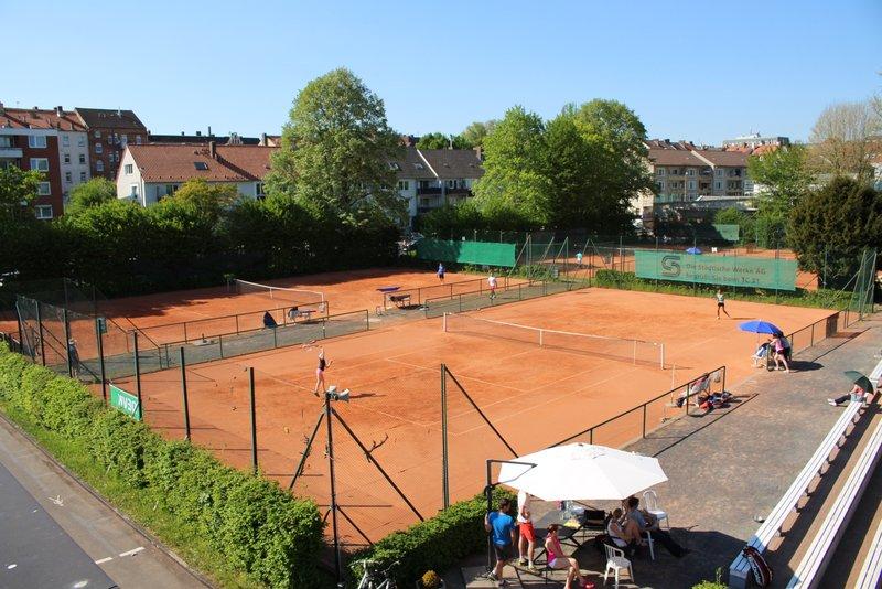 Tennishalle Kassel
